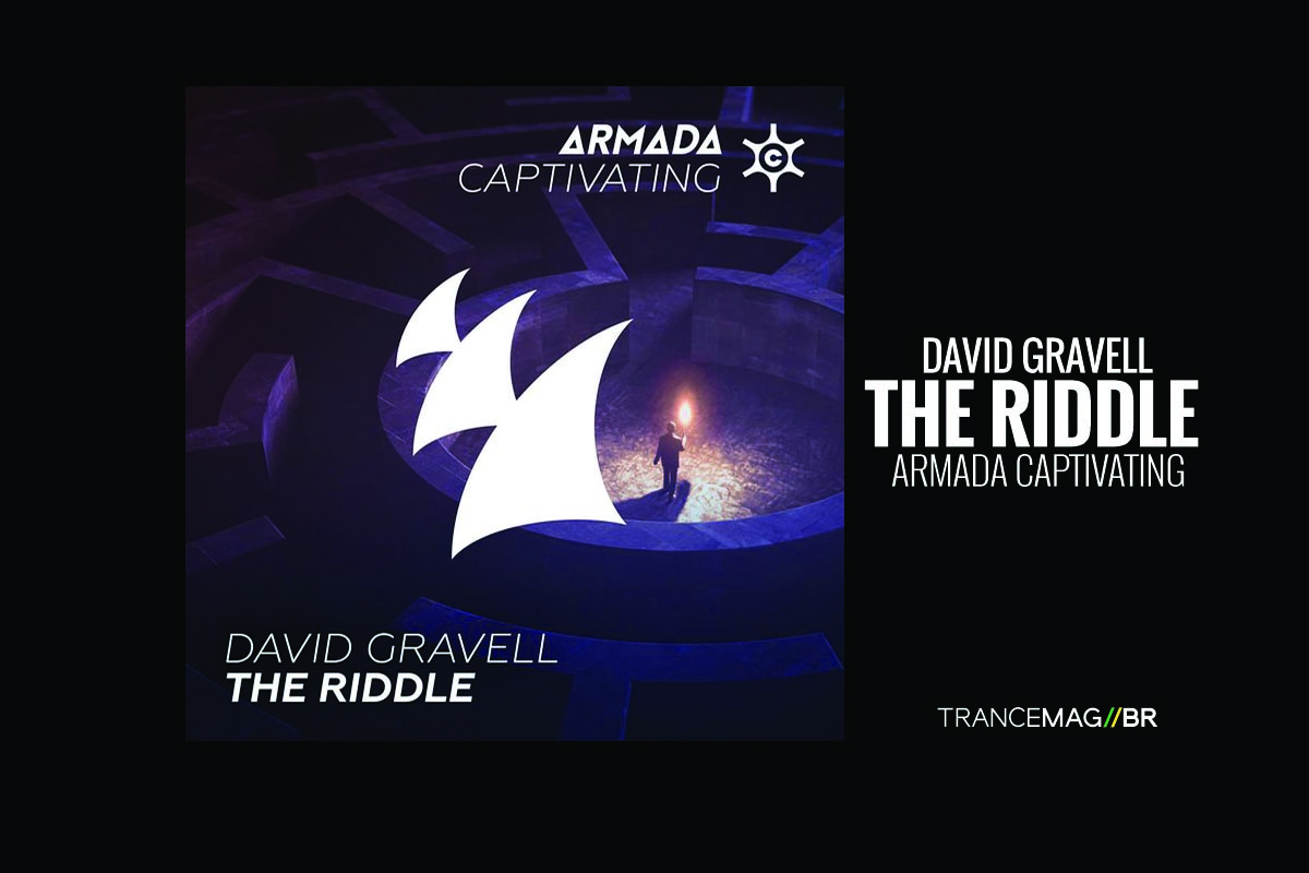 """""""The Riddle"""" o novo single de David Gravell"""