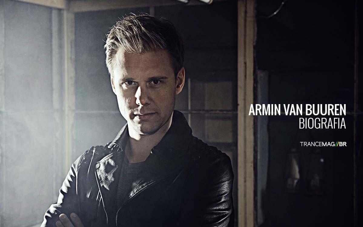 Biografia Armin Van Buuren