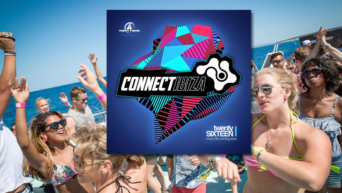 Connect Ibiza será a casa do Trance durante o verão Europeu.