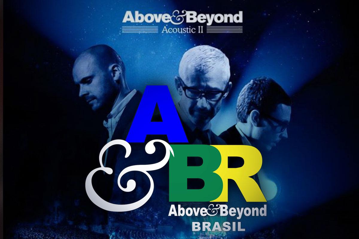 Quer ganhar o novo álbum do Above & Beyond – Acústico II?