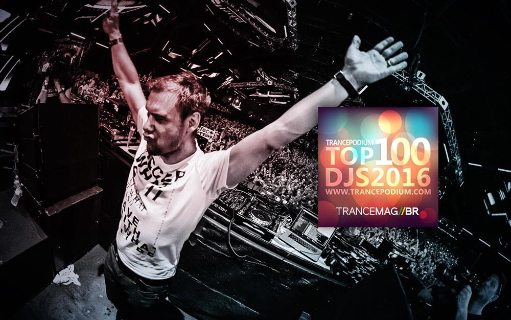 Vote para os melhores Djs de trance do ano – TrancePodium
