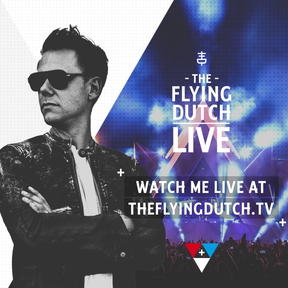 The Flying Dutch Festival 2016 – Armin van Buuren ao vivo 04/06/2016