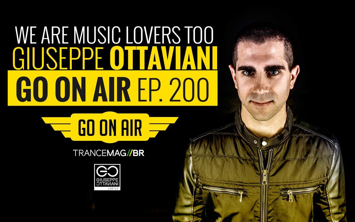 Episódio 200 Go On Air – Giuseppe Ottaviani