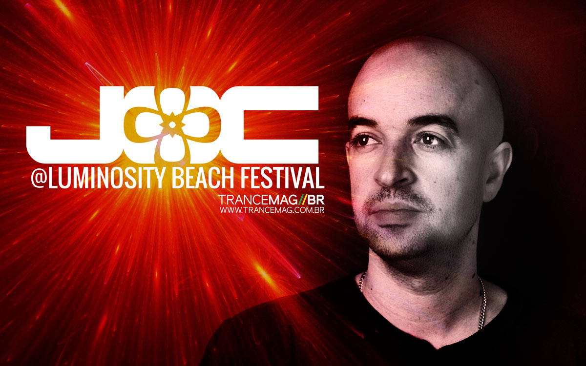 Reviva o impressionante set de John O' Callaghan no Luminosity Beach Festival.