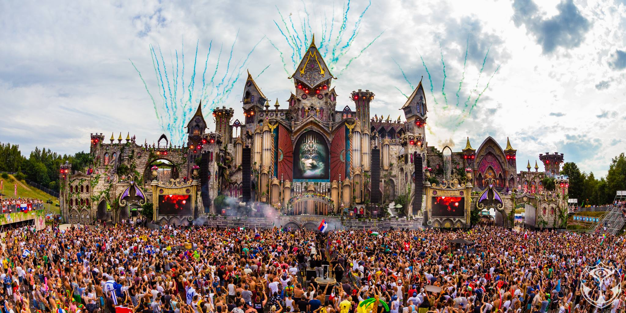 TRANCE FAMILY Brasil Let's unite! Tomorrowland live.