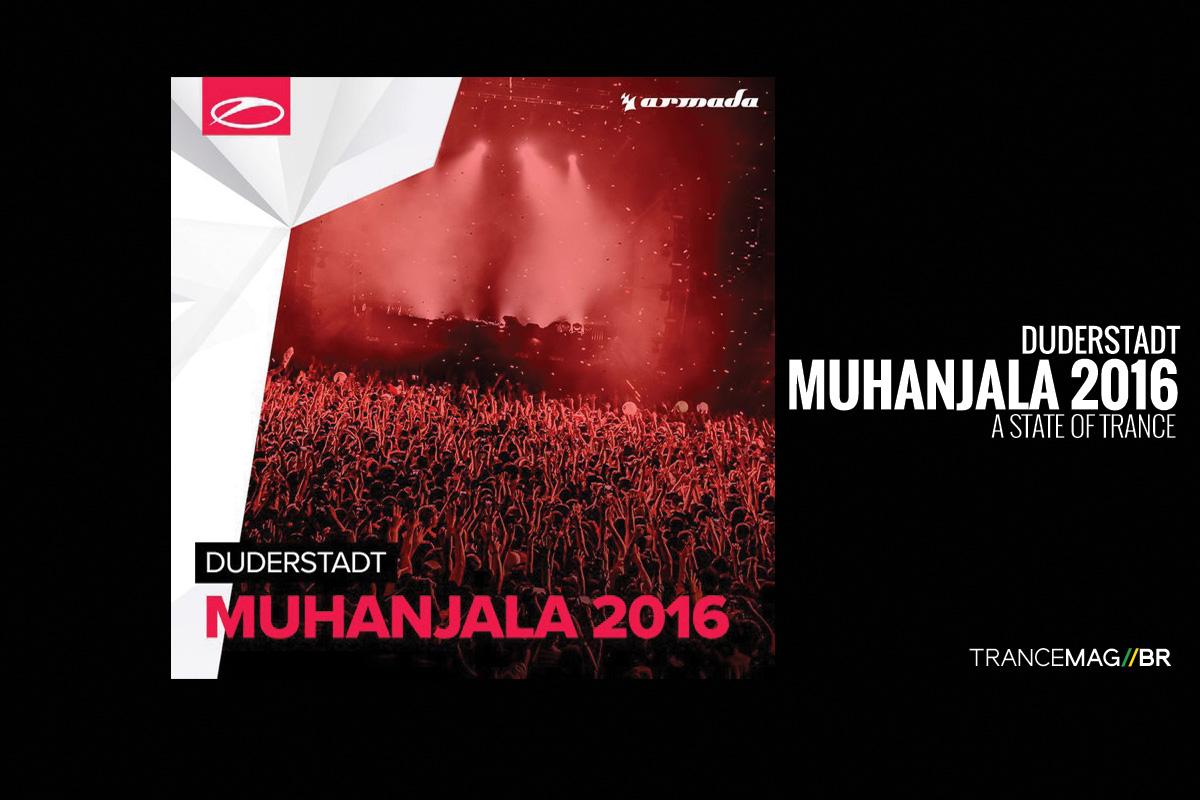 Faixa 'Muhanjala' de Duderstadt recebe uma reformulação magnifica.