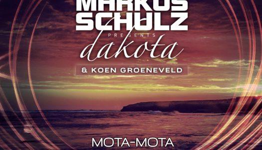 Markus Schulz Presents Dakota & Koen Groeneveld's 'Mota-Mota'