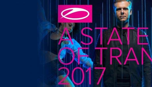 Lançamento A STATE OF TRANCE 2017 mixado por Armin Van Buuren
