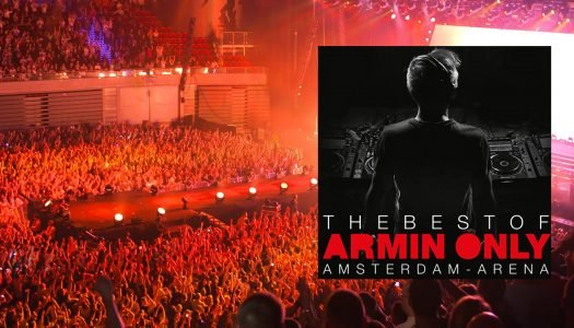 "Assista ao vivo ""The Best of Armin Only"" Armin van Buuren, AMS (Holanda)"