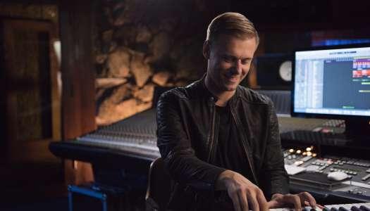 MasterClass anuncia Armin van Buuren ensinando tudo o que sabe!