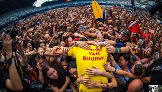 Set completo de Armin Van Buuren no Untold Festival 2018 (Youtube)