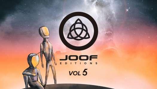 John 00 Fleming se junta a Gai Barone, Paul Thomas e Tim Penner para formar a compilação JOOF Editions Vol 5.