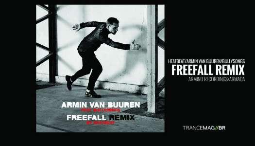 "O segundo remix para ""Freefall"" de Armin van Buuren feat. Bullysongs"