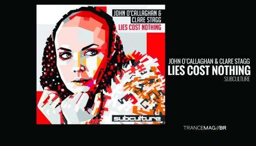 """""""Lies Cost Nothing"""" o novo single vocal trance de John O'Callaghan"""