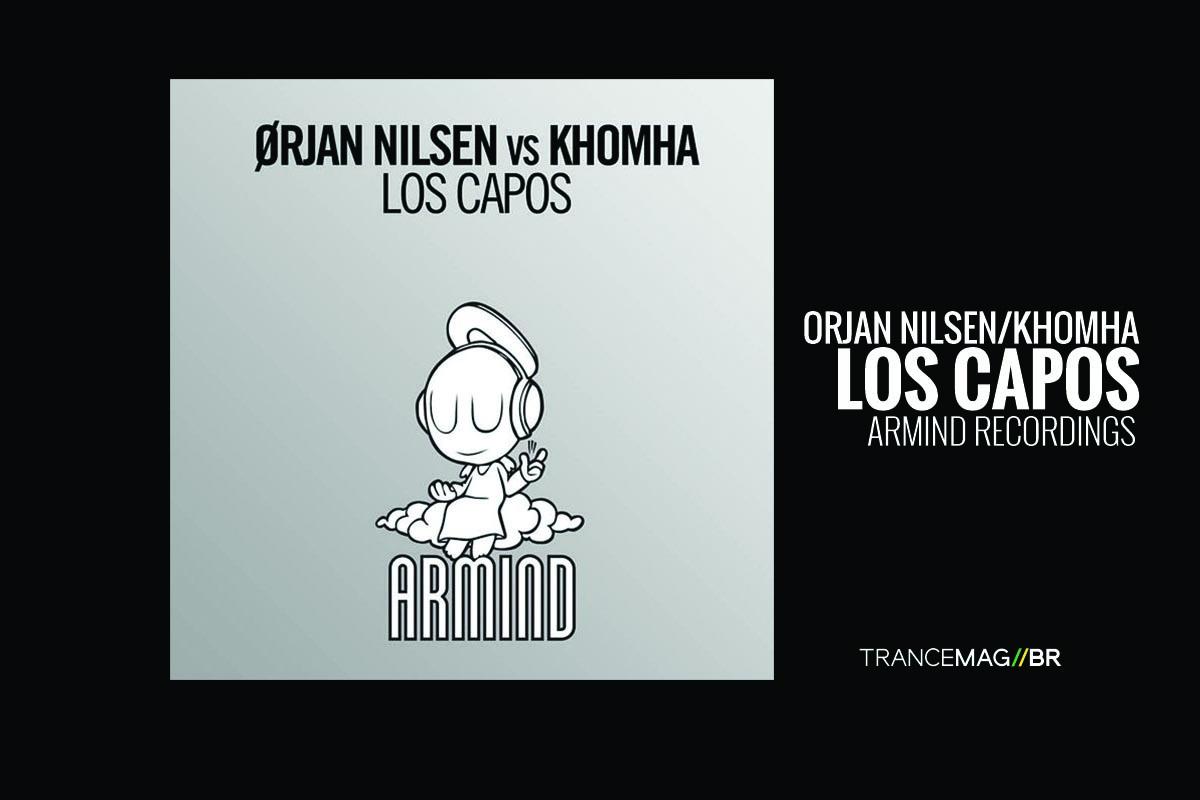 "A parceria de Orjan Nilsen e KhoMha na track ""Los Capos"""
