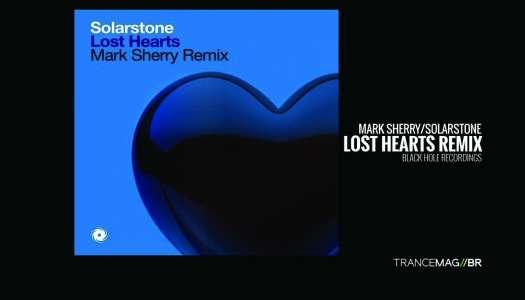 "Mark Sherry e seu remix para ""Lost Hearts"" de Solarstone"