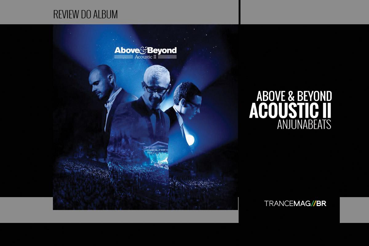 Above & Beyond  Acoustic II (Anjunabeats)