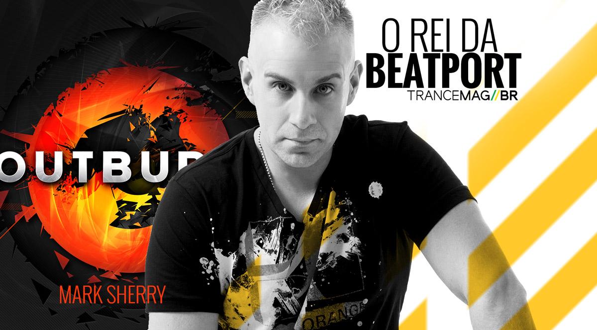 Mark Sherry: O artista de Trance que mais vendeu na Beatport