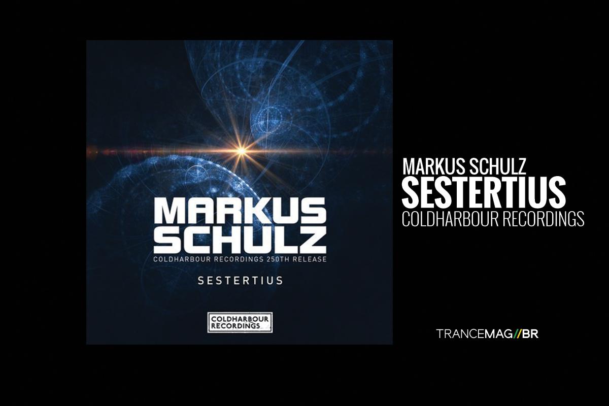 """""""Sestertius"""" o single que celebra o lançamento de número 250 da Coldharbour Recordings"""