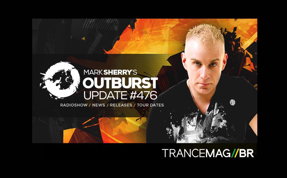 Mark Sherry – Outburst Radioshow #476