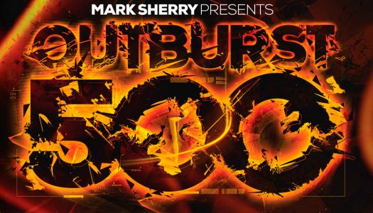 Mark Sherry OUTBURST 500