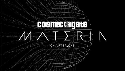 COSMIC GATE 'MATERIA CHAPTER.ONE VERSÕES EXTENDED!