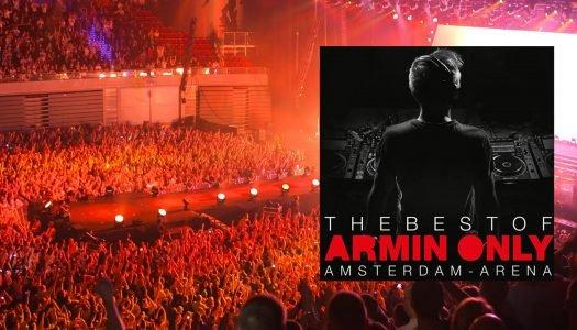 "Assista ao vivo ""The Best of Armin Only"" Armin van Buuren, AMS (Holanda)"