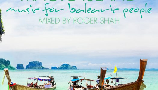 Roger Shah – Magic Island – Music For Balearic People Vol. 8 (Lançamento) Pré venda 23/06