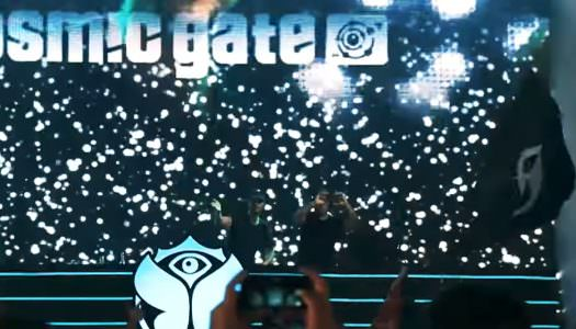 Cosmic Gate @ Tomorrowland 2017 (SET COMPLETO)