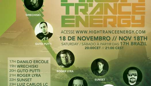HIGH TRANCE ENERGY EP.070 – BRAZIL EDITION