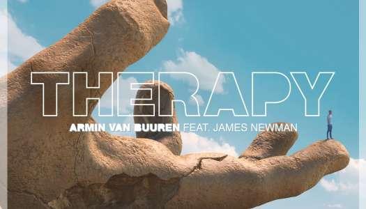 Armin Van Buuren Ft. James Newman – Therapy (Vídeo oficial)
