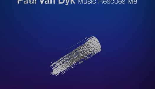 'Music Rescues Me' O novo álbum de Paul Van Dyk que chega em Outubro!