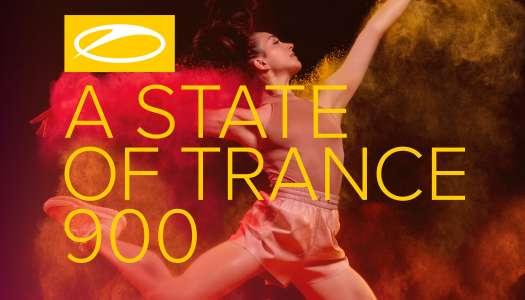A STATE OF TRANCE 900 (OFFICIAL ALBUM) Lançamento
