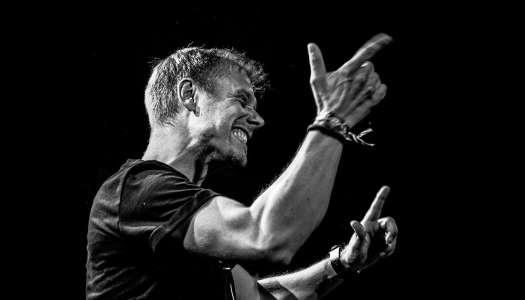 Armin van Buuren lança track de hardstyle em collab com Matluck.
