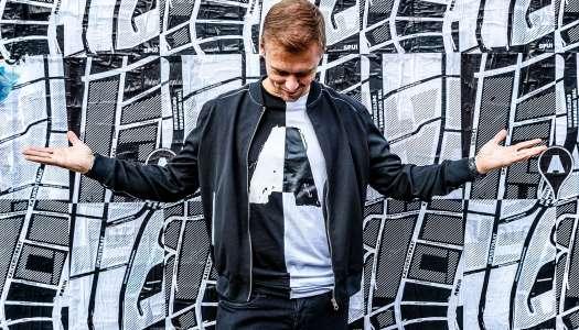 ARMIN VAN BUUREN se junta a renomados artistas de rua para lançar seu novo álbum 'BALANCE'