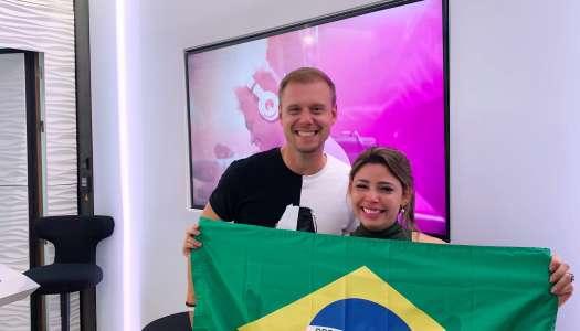 Trance Mag//BR entrevista brasileira participante do A State Of Trance ADE.