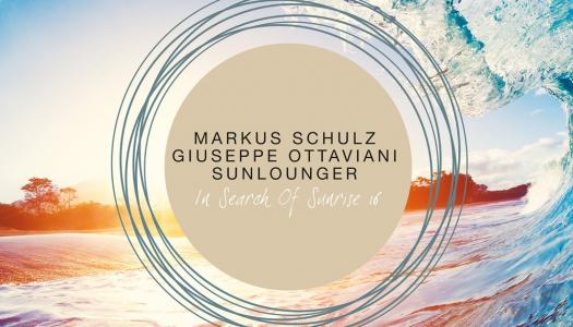 Markus Schulz,  Giuseppe Ottaviani & Sunlounger apresentam In Search Of Sunrise 16