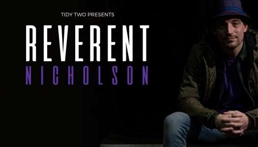 Nicholson apresenta seu novo álbum Reverent.