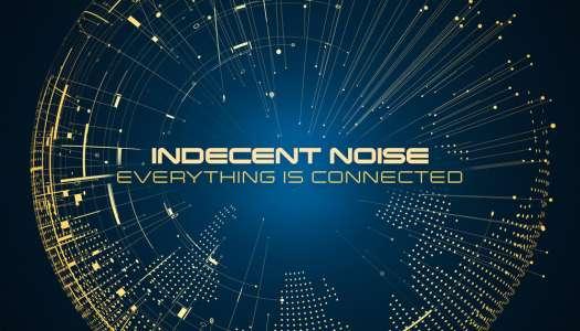 Novo álbum de Indencent Noise, 'Everything is Connected' traz tracks com melodias fantásticas.