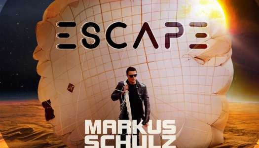 Escape – o novo álbum de Markus Schulz.