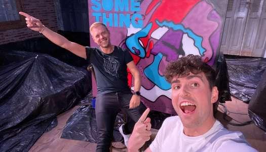 ARMIN VAN feat. DUNCAN LAURENCE 'FEEL SOMETHING' (Lançamento)
