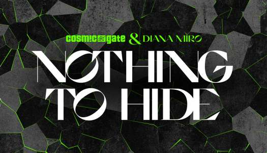 Cosmic Gate Feat. Diana Miro – Nothing To Hide