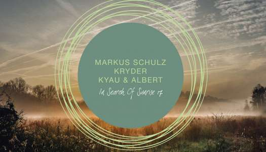 'In Search Of Sunrise' Unveils Its All-Star 2021 Line Up // Markus Schulz Joined By Kryder and Kyau & Albert For The Series' 17th Trip